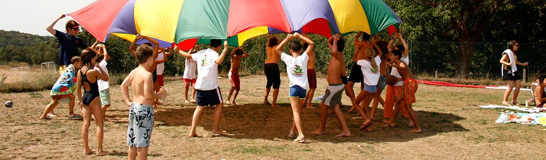campamento de verano en ingles