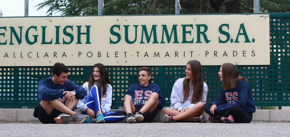 campamentos de verano en ingles en españa